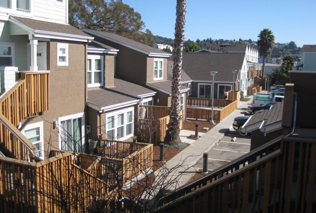 Foothill Family Apartments In Oakland Ca