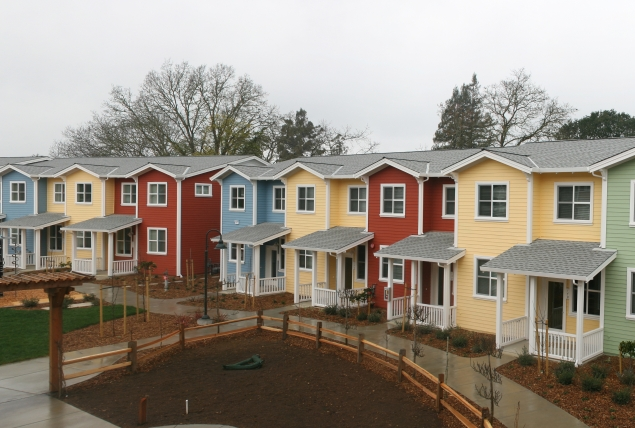 Low Income Apartments American Canyon